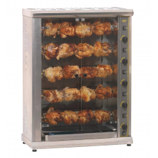 Roller Grill GD369: Electric Rotisserie RBE 200