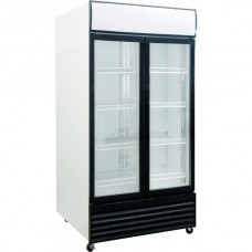 Prodis XD700: 700Ltr Glass Door Fridge