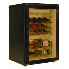 Tefcold SC85 Wine: Glass Door Wine Fridge
