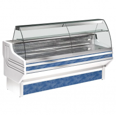 Zoin Jinny DE822-104: Deli Serve Over Counter Chiller