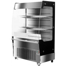 Atosa YLK480L Slimline Multideck Open Fridge