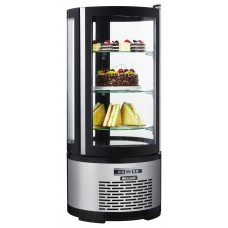Blizzard CD100R Round Cake Display Fridge