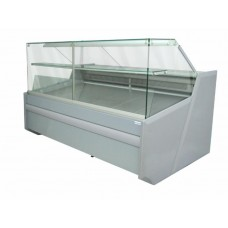 Igloo Pico Deep MO200WG: 1m Serve Over Counter with 560mm Deep Decking