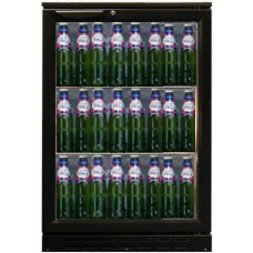 FL-BC1: High Performance 130 Litre Capacity Pub Beer Fridge  With LED Lighting - ECA Approved