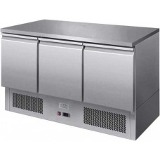 Ice-A-Cool ICE3851: Saladette Preparation Counter with Refrigerated Understorage