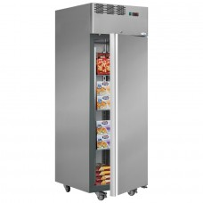 Interlevin AF07BT: 700lt Single Door Gastronorm Freezer - Heavy Duty