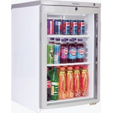 Tefcold BC85: Under Counter Glass Door Chiller