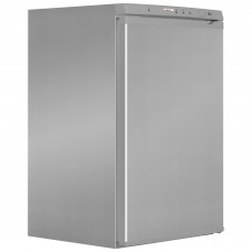 Interlevin CEV130SS: Stainless Steel Undercounter Commercial Freezer