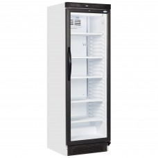 .Interlevin SC381: Glass Door Fridge 372 ltr