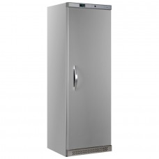Tefcold UF400VS: 400Ltr Single Door Commercial Freezer - Stainless Steel