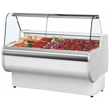 Igloo Rota 100M: 1m Low Temperature RAW MEAT Slimline Butchers Counter