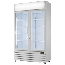 Prodis XD2NW Pro Double Door Frost Free Display Freezer